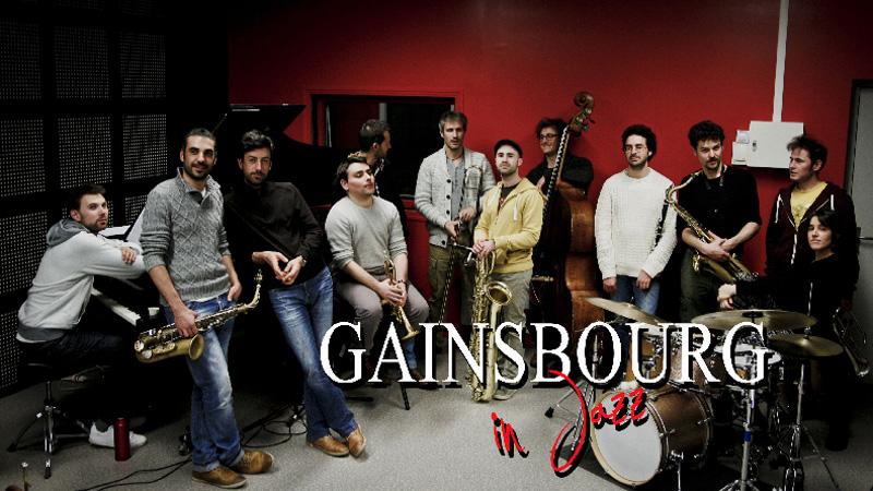gainsbourg in jazz par le mn big band gagajazz